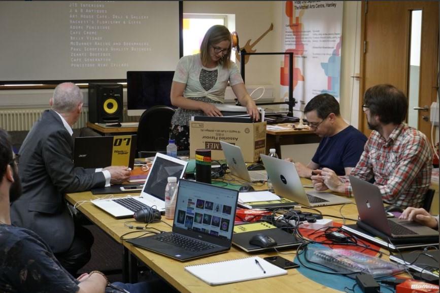 Maker Boot Camp Presentation