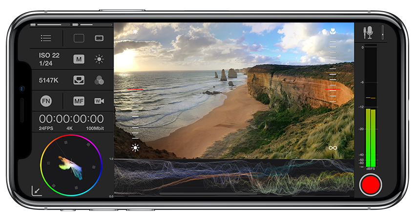 ios 7 camera apk for android