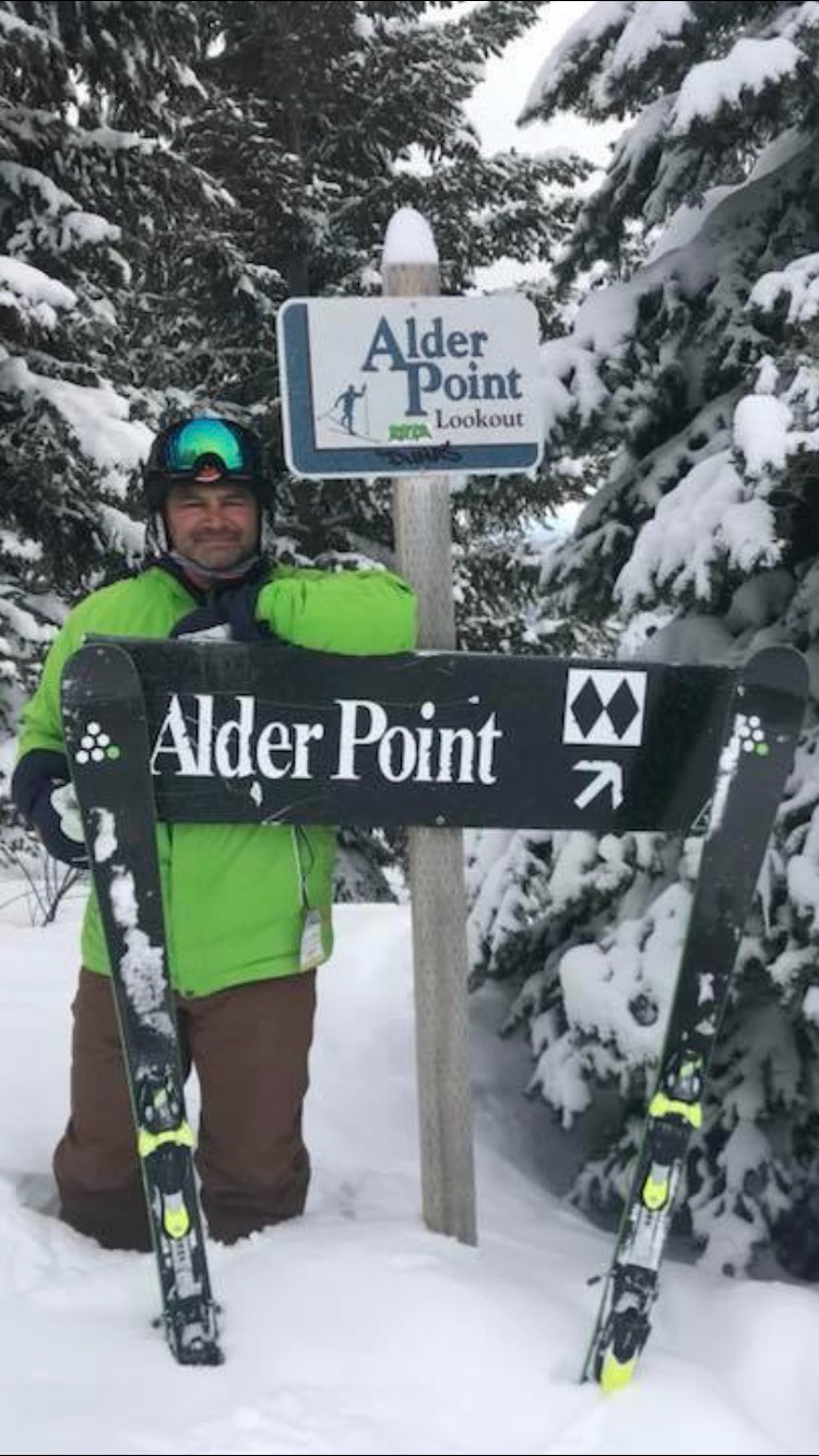 """""""The best skis I have ever skied. period."""" - C6 skis are the best skis I have ever skied. Period. I've never experienced a ski that holds like a Racer on Ice and skis deep powder with ease until C6, and they are so easy to ski! Black Magic!DUANE DIXON"""