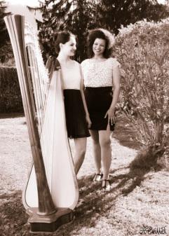 Duo Harfe & Sopran - Samira Memarzadeh/ Amanda Becker