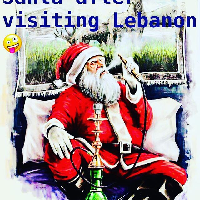 See you on Christmas to share hookah with Santa!!!#ccu #hookah #myrtlebeach#sc