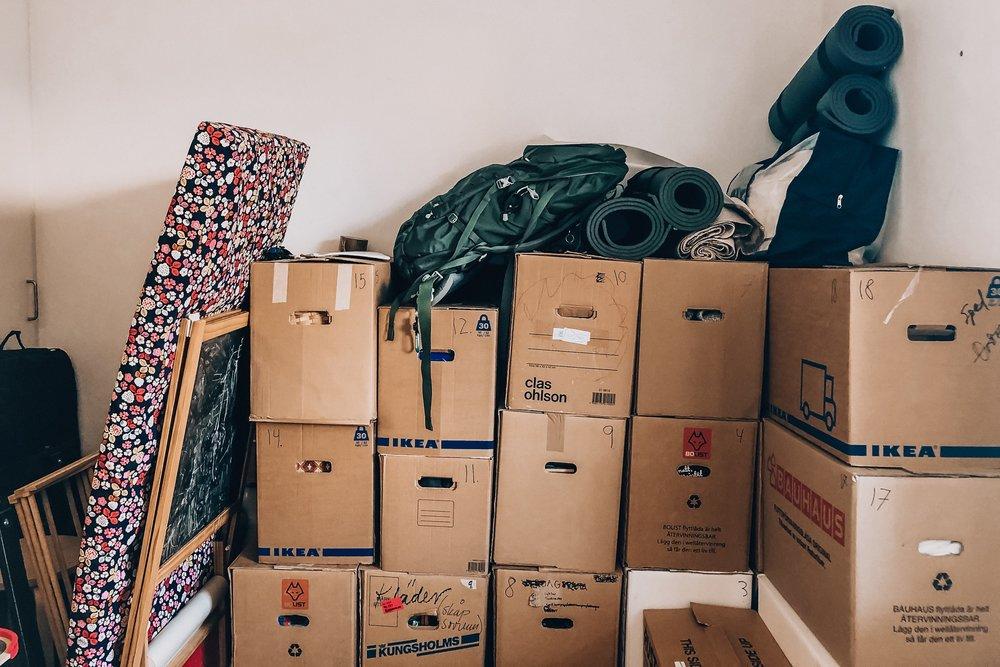 Organiserat kaos.
