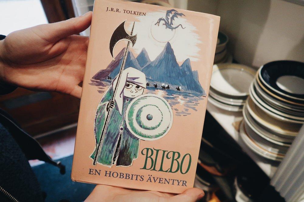 En Tove Jansson-illustrerad Bilbobok låg och dammade i en second hand-butik. Det bästa av tre världar?
