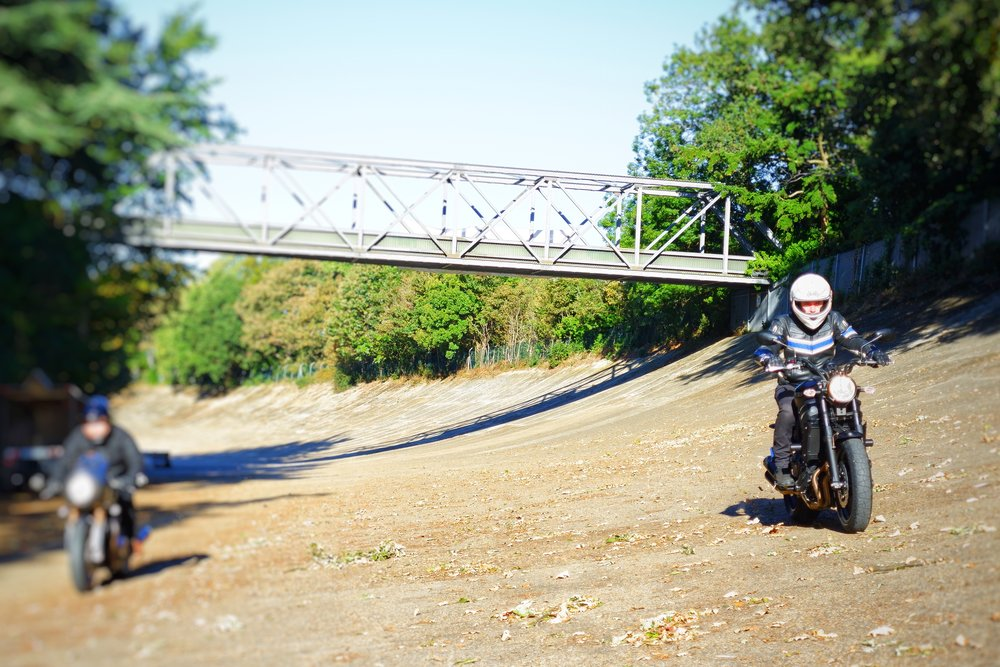 Graham on Brooklands Track.jpg