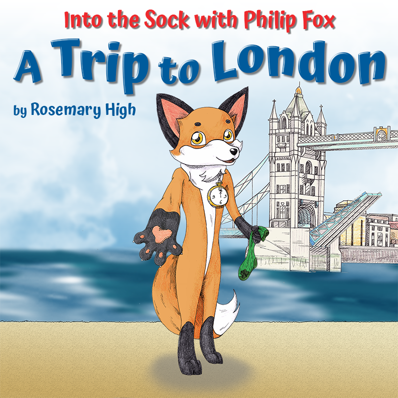 Into the Sock with Philip Fox:  A Trip to London by Rosemary High