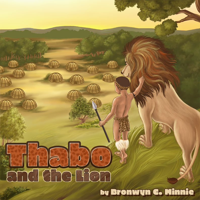 Thabo and the Lion