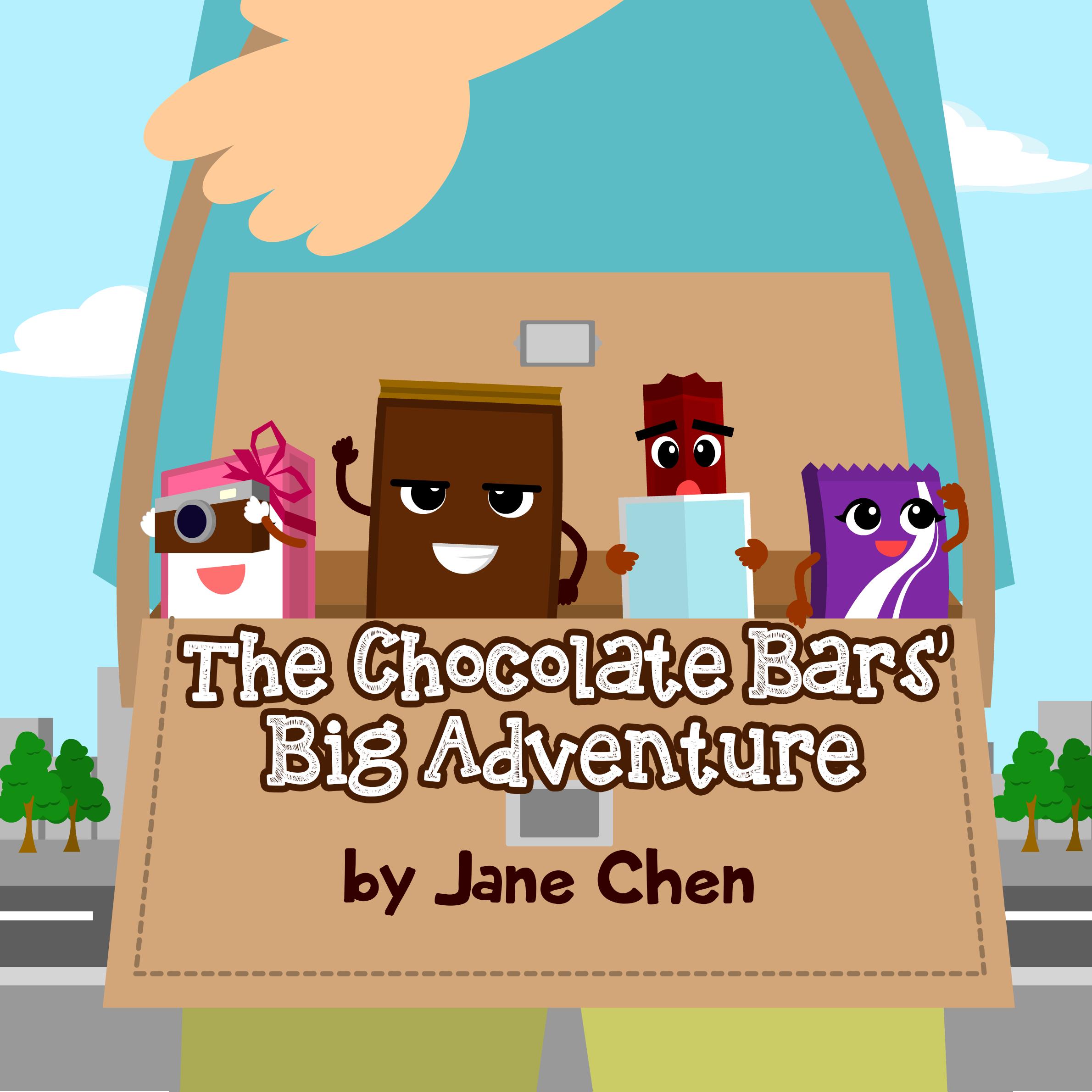 The Chocolate Bars' Big Adventure