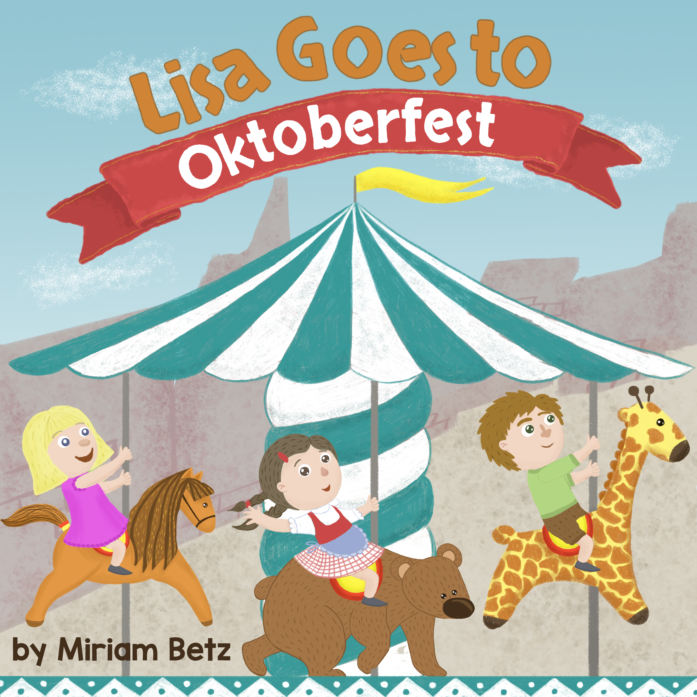 Lisa Goes to Oktoberfest