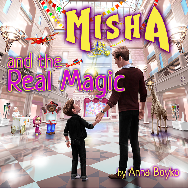 Misha and the Real Magic
