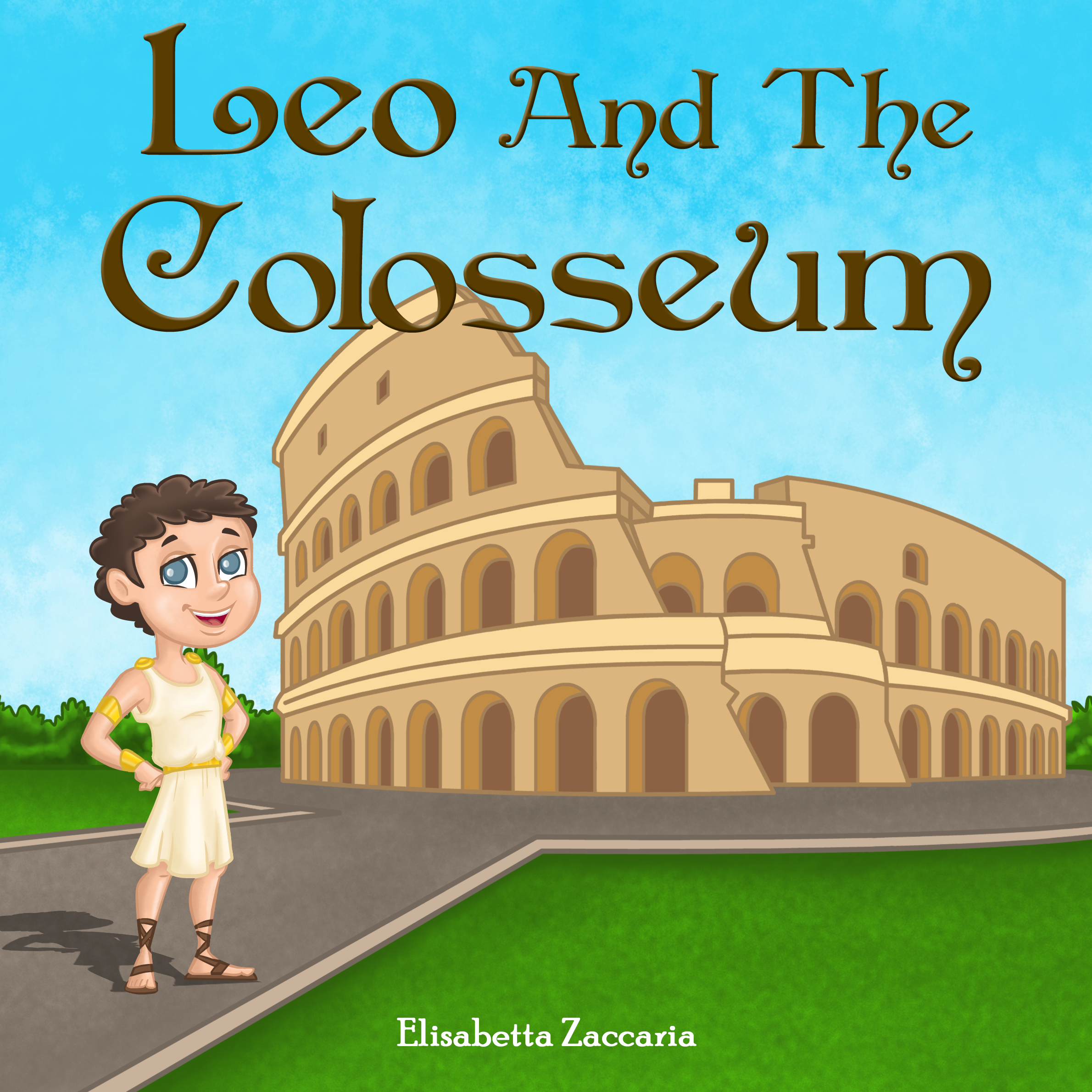 Leo and the Colosseum