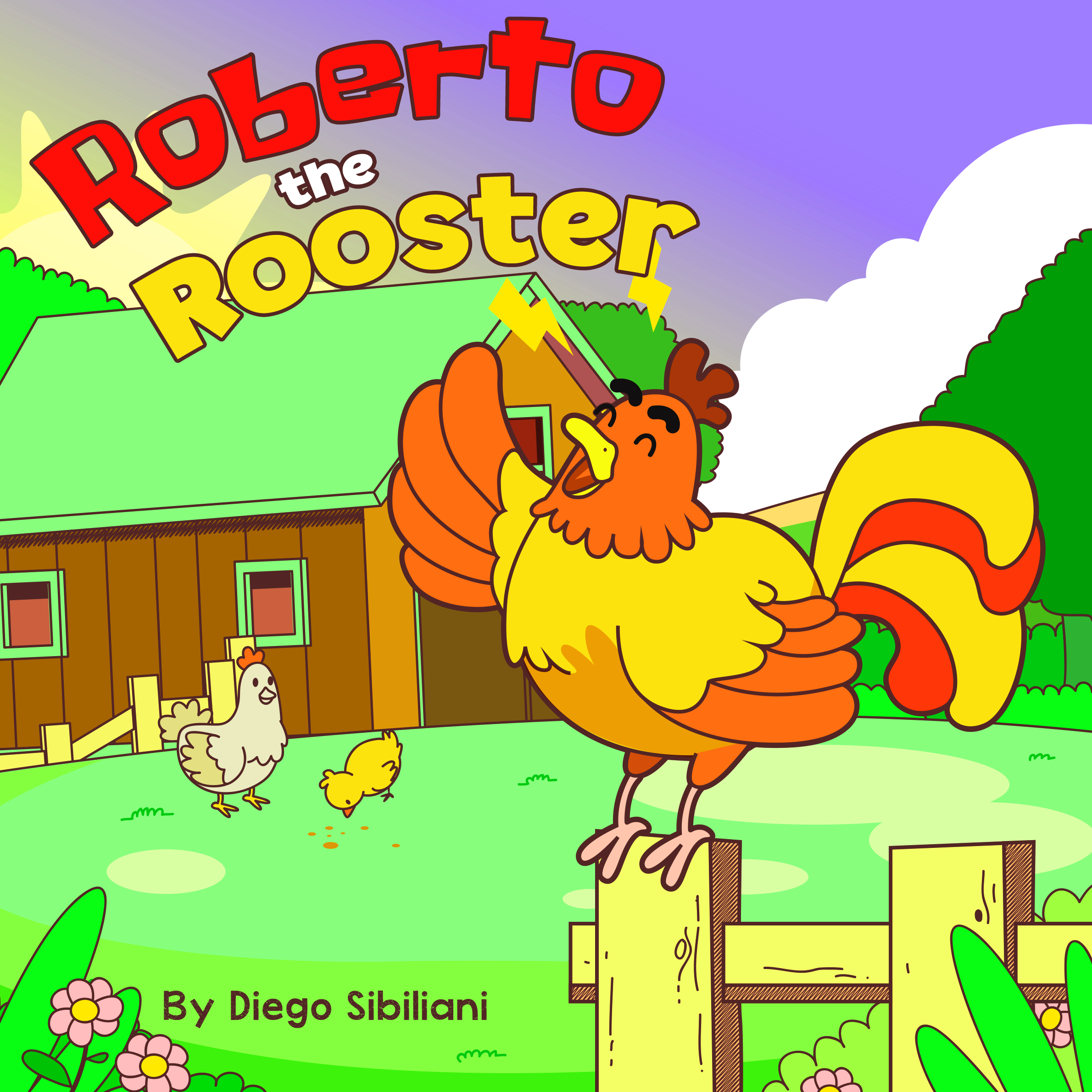Roberto the Rooster