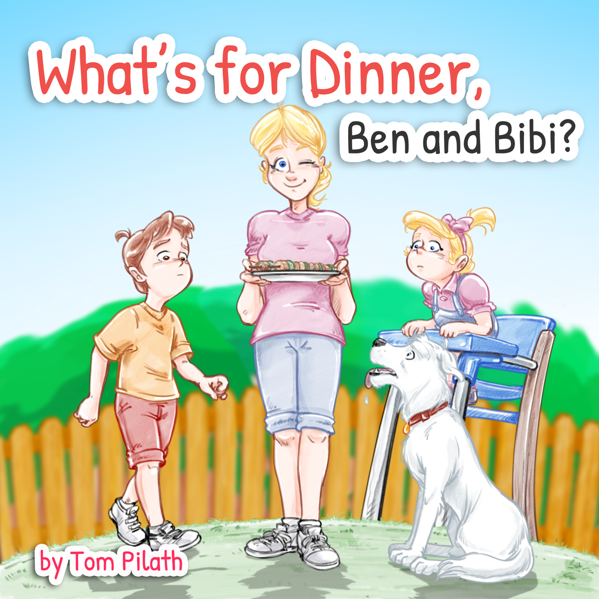 What's for Dinner, Ben and Bibi?