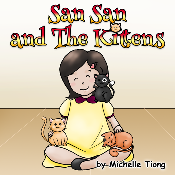 San San and the Kittens