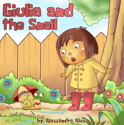 Giulia and the Snail