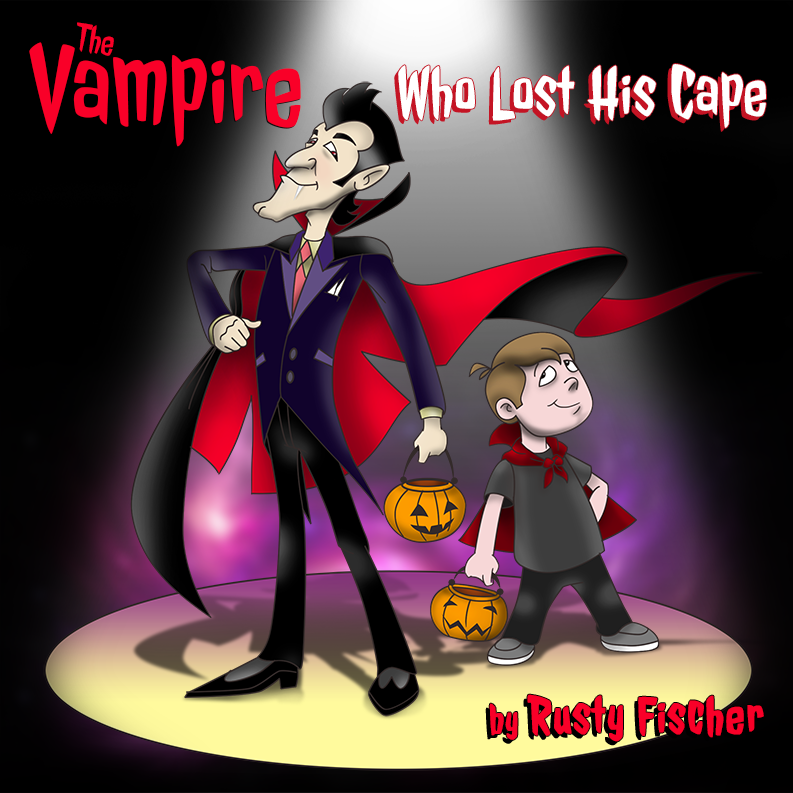 The Vampire Who Lost His Cape
