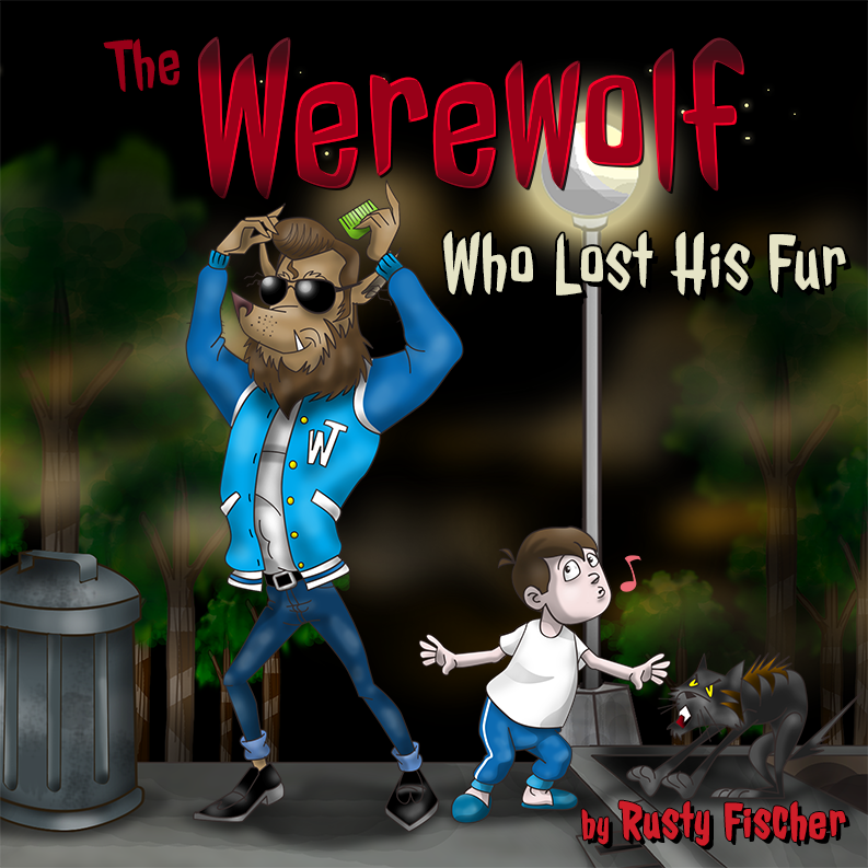 The Werewolf Who Lost His Fur