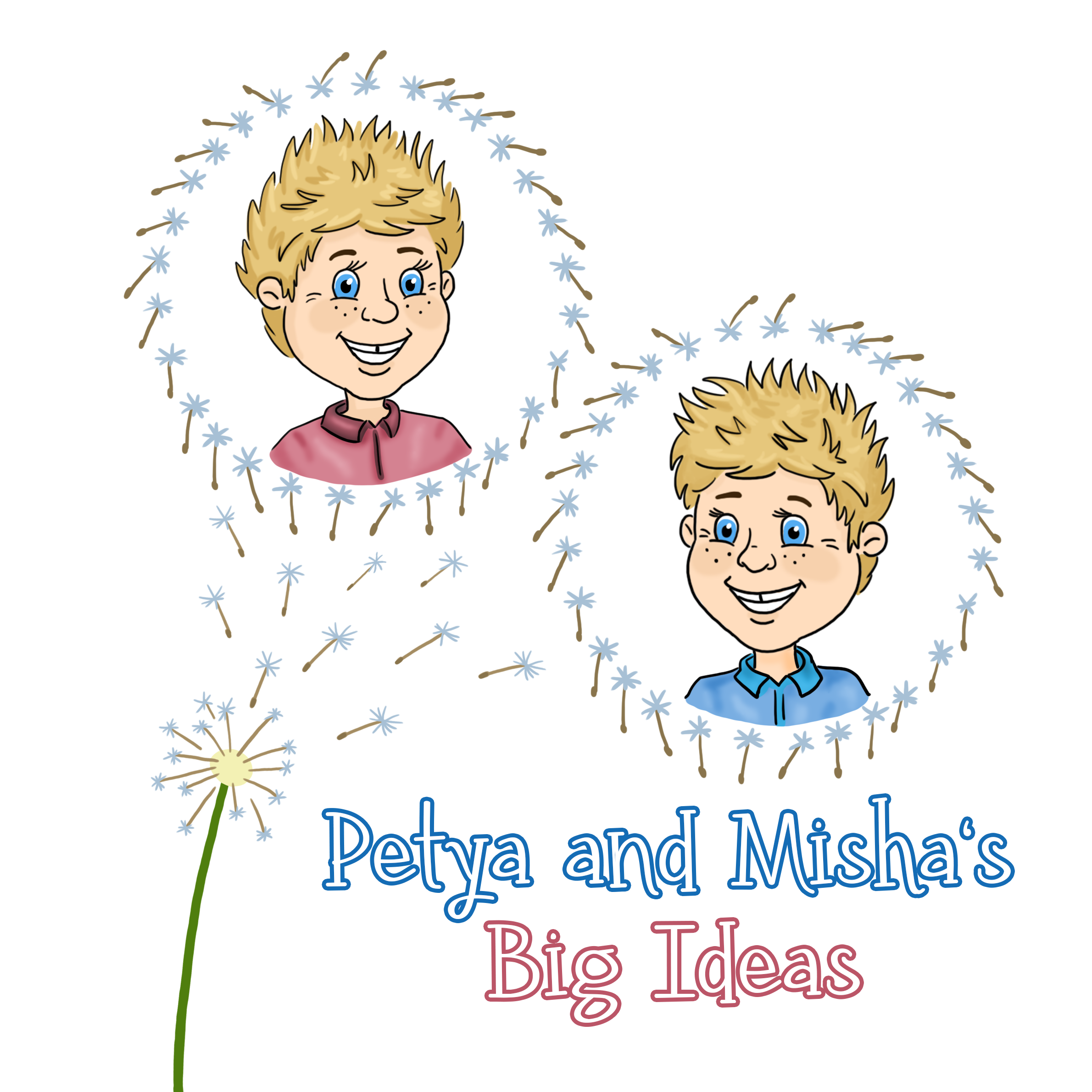 Petya and Misha's Big Ideas