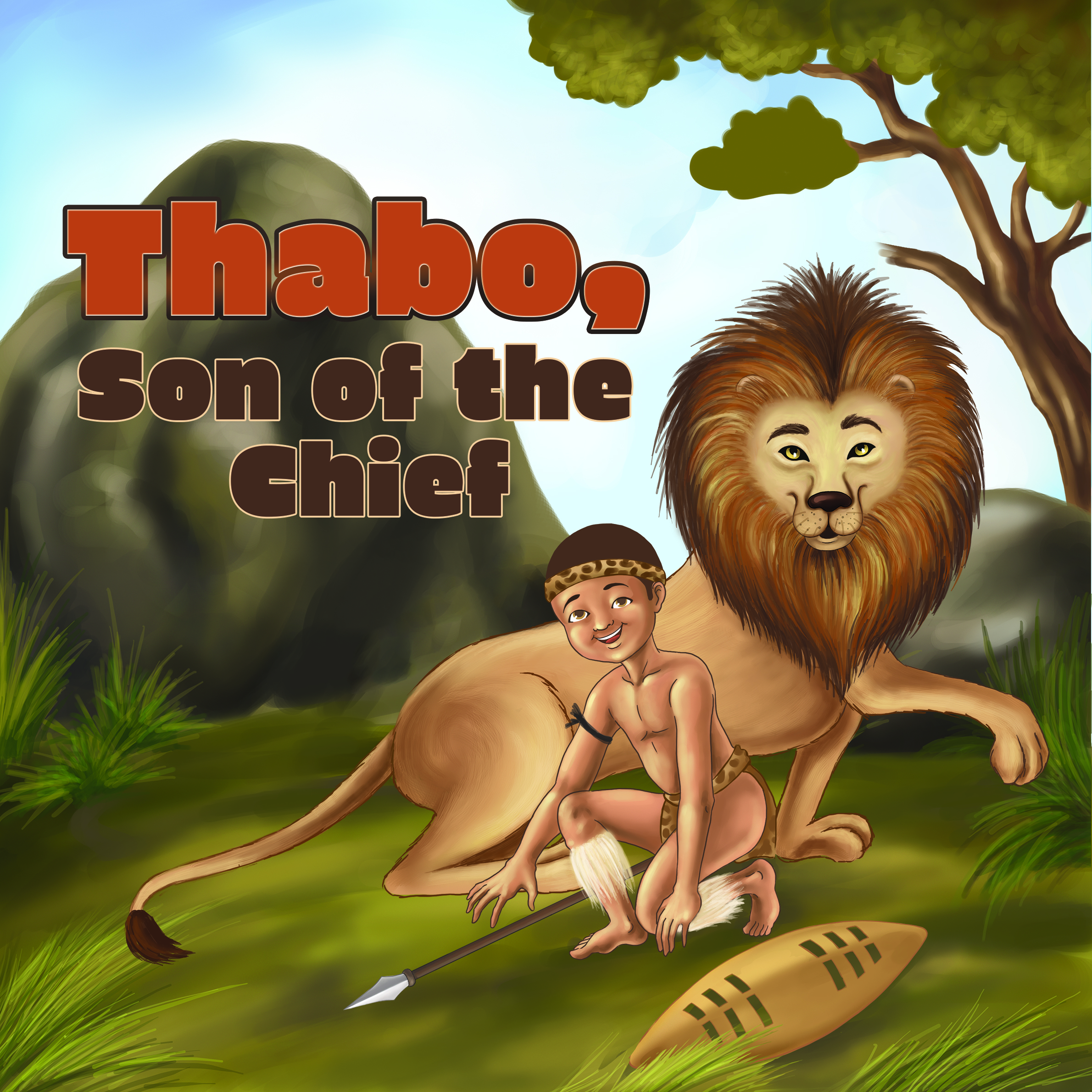 Thabo, Son of the Chief