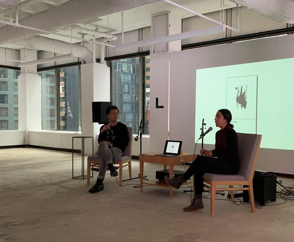 Conversation between Ryan Kuo and Luciana Solano as part of Living Content Live