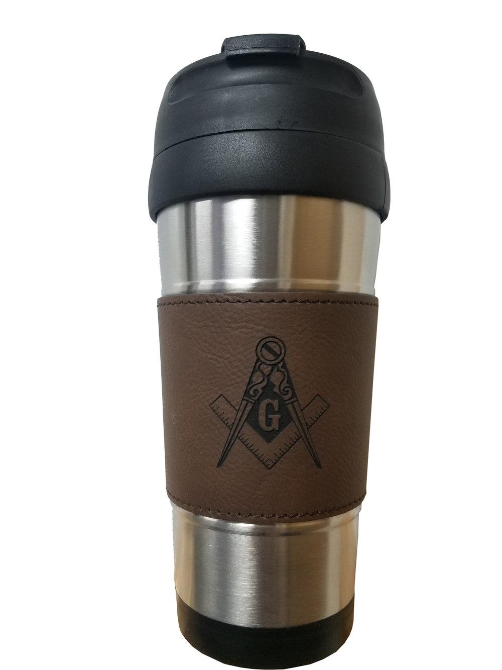 Leather wrapped travel mug.jpg