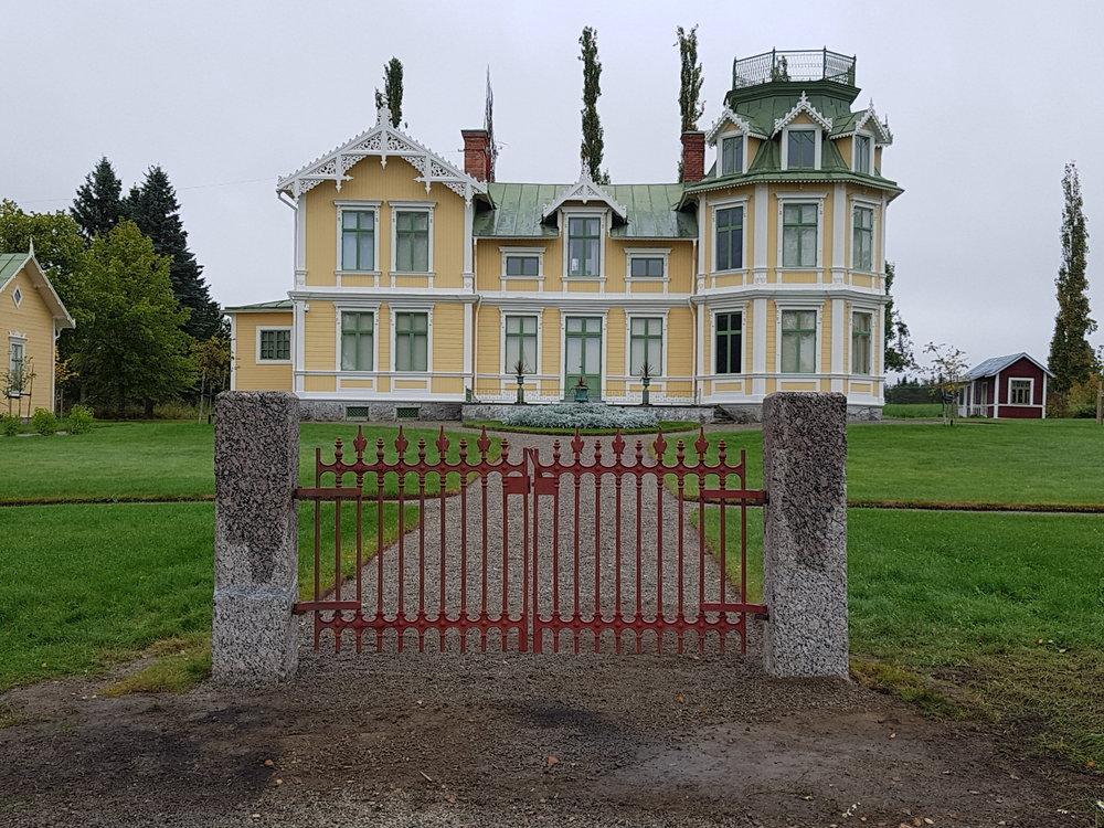 Montage av grindar