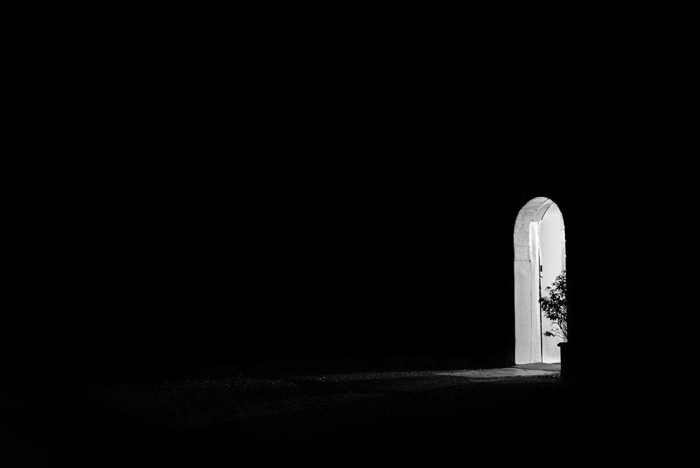 a light in the dark -