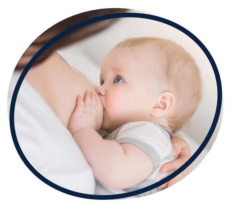 Breastfeeding, lactation support