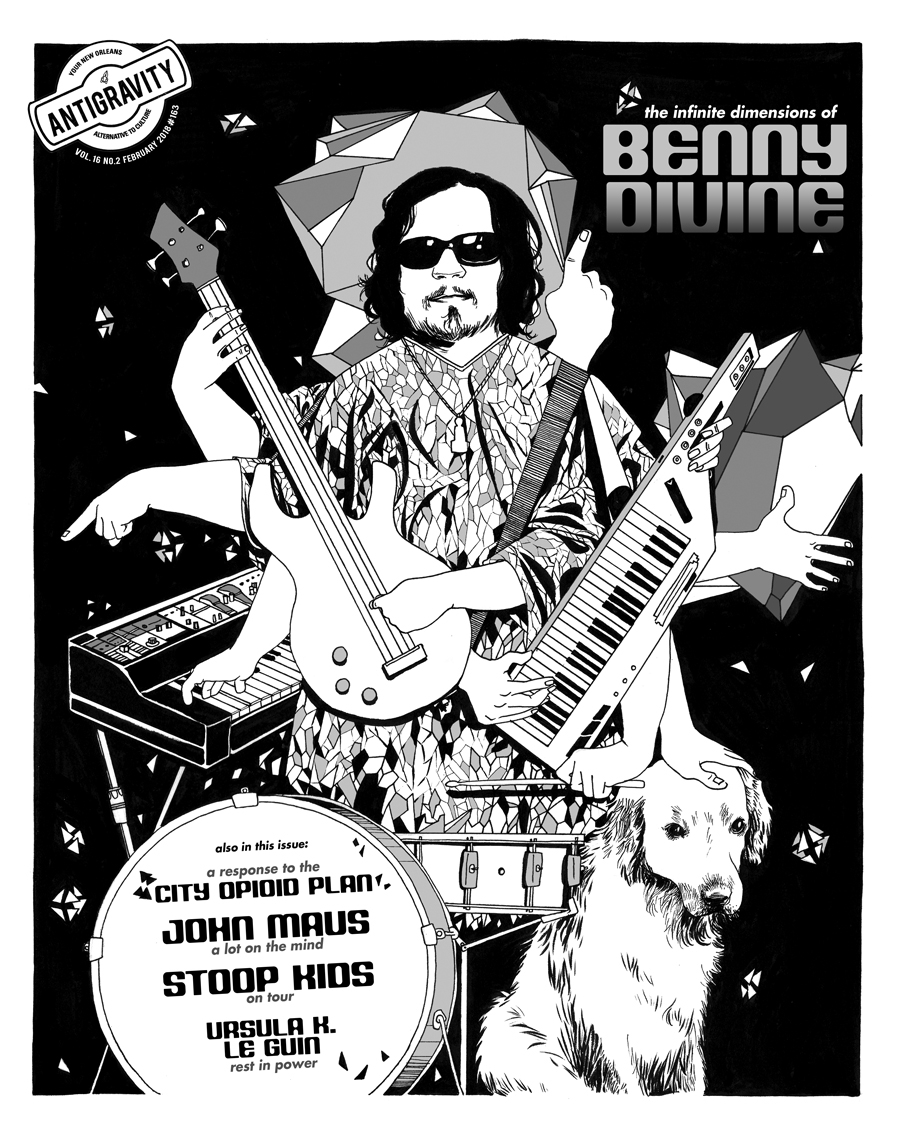 "Antigravity Magazine-Renegade Review  - Renegade is a fresh take on soulful blues that only a bunch of bayou boys could pull off. They stay true to the traditional blues standards that most Bourbon Street players butcher, while offering a complexity and depth that listeners could relate to Incubus or Minus The Bear. The songs aren't as raw as what John Hooker or Otis Rush did, but Renegade comes from the same place in the heart. ""The Witch"" opens the EP with clean guitars and big drum grooves that fill space. Theophile Bourgeois' warm voice belts across the crunch of distortion, which offers tasteful support. Blair Champagne (drums) and Aaron Younce (bass) deliver accents that make the songs more impactful. ""Hold On"" is the anthemic single, the catchiest of the release. Despite Them Ol' Ghosts being fresh out the pot, they have complete control over their sound and what they aim to represent. Some of their lyrical content may be unconventional for more sensitive listeners, but it can be admirable to tell it like it is, living and growing on the bayou. The title track closes the EP with a conviction that contrasts with some of the more impudent content of the release and scores a strong, final note. —Robert Landry"