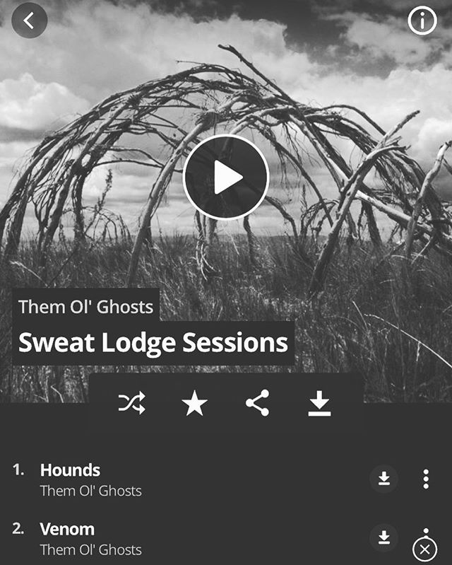 "CHECK IT OUT! WE RECENTLY DID A LITTLE LIVE PERFORMANCE RECORDING ABOVE THE BAYOU A WHILE BACK AND WE THOUGHT ""WHAT BETTER TIME TO GIVE OUR FANS A GIFT OF SOME NEW TUNES THAN RIGHT BEFORE OUR @gretna_fest GIG TOMORROW!  WE RELEASED THESE TWO TRACKS EXCLUSIVELY ON @audiomack SO GO CHECK THEM OUT, LIKE, FOLLOW, AND RE POST!  WE HOPE YOU LIKE THESE TWO NEW SONGS IN THEIR ROUGH CUT BACK FORM. BE ON THE LOOK OUT FOR A NEW STUDIO RELEASE IN THE NEAR FUTURE AS WELL!  FOLLOW THE LINK IN OUR BIO TO HEAR THE NEW TRACKS! #neworleansmusic #themolghosts #southernsoul #offbeat #offbeatmagazine"