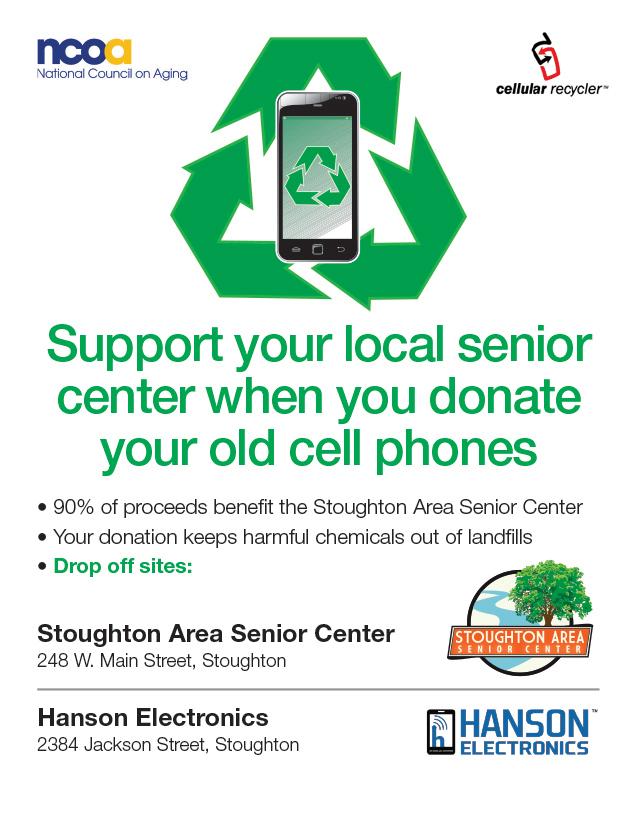 Donate — Stoughton Area Senior Center