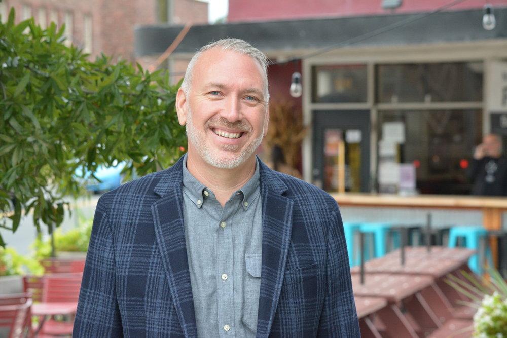 Jason Conner   Lead Pastor / Elder