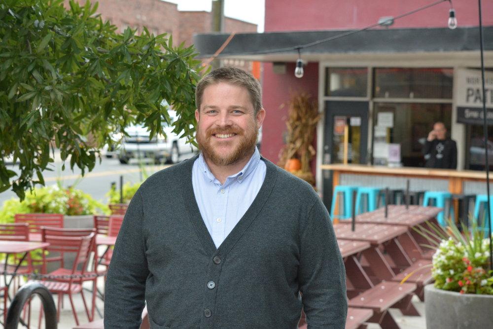 Nate Wagner   Pastor of Community + Family / Elder