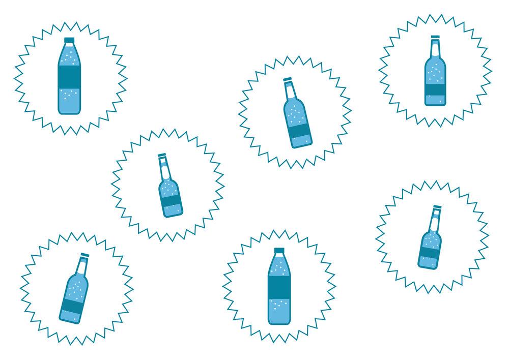 Units & calories in… alcopops & premixes -