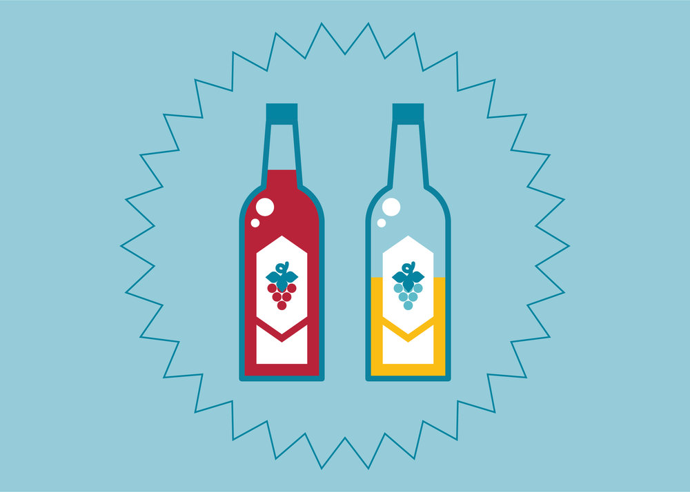Any more than 1.5 bottles of 12% ABV wine in a week will put you over the low risk drinking guidelines.
