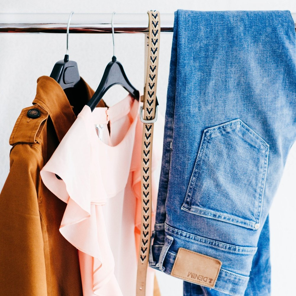 9b260a85127 How to Purge All of Your Clothes in One Day — The Laurie Loo
