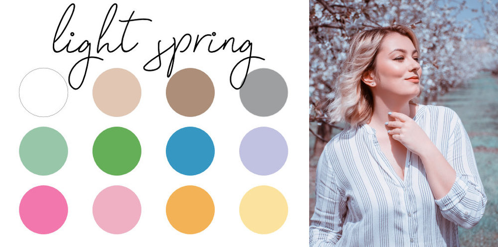 light-spring-color-palette