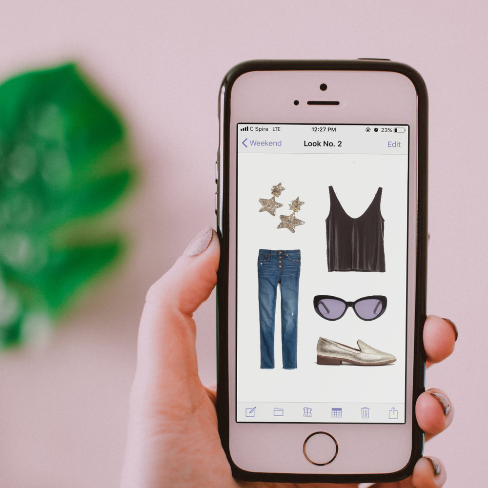 ef026d83472fd6 Closet on the Go  Stylebook App Review — The Laurie Loo