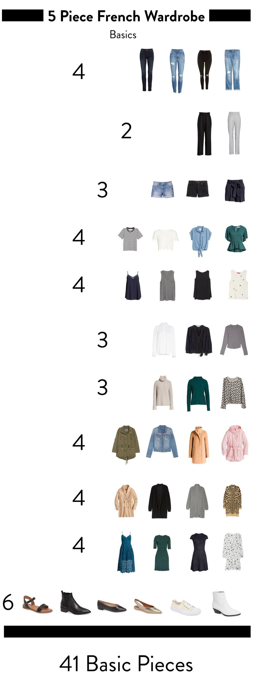 5-piece-french-wardrobe-basics