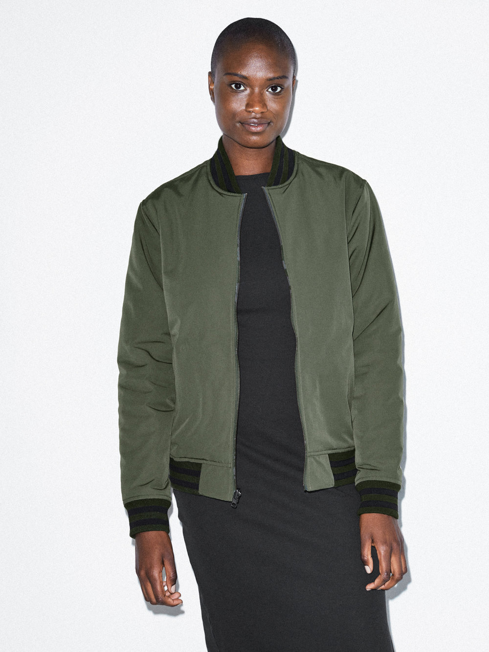 american-apparel-olive-bomber-jacket