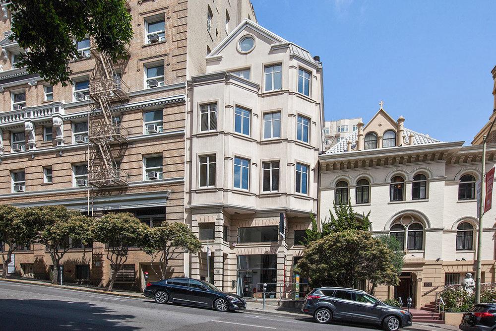 570-580 Bush Street, San Francisco
