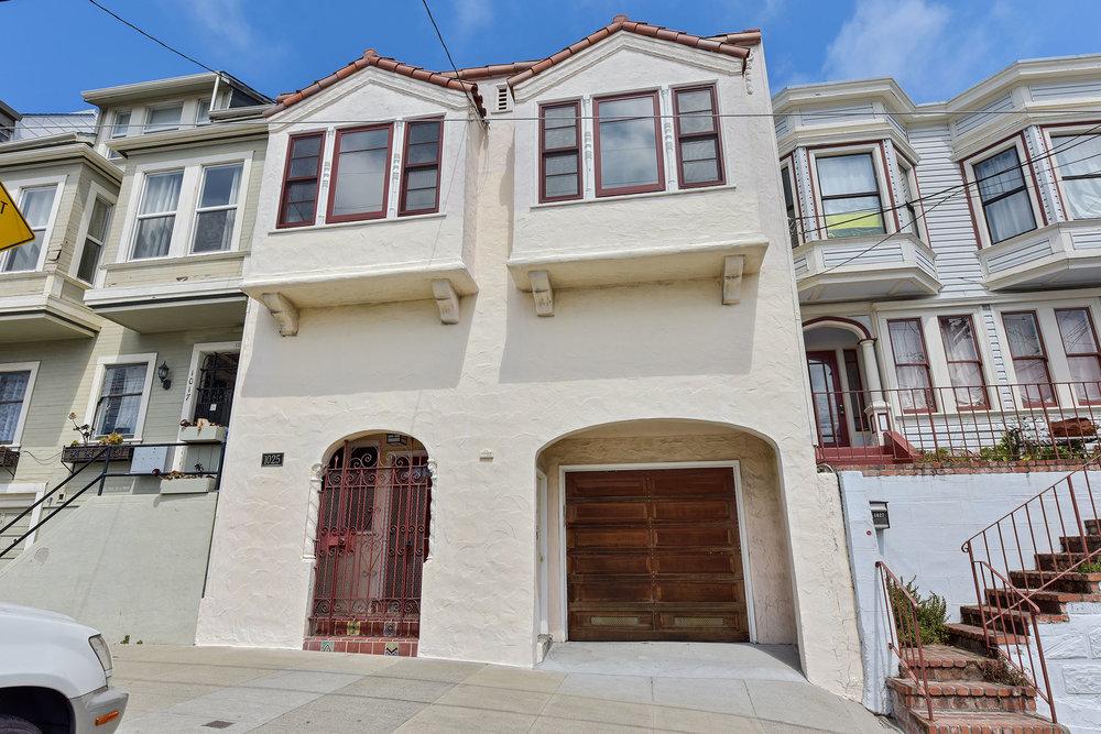 1025 De Haro Street, San Francisco