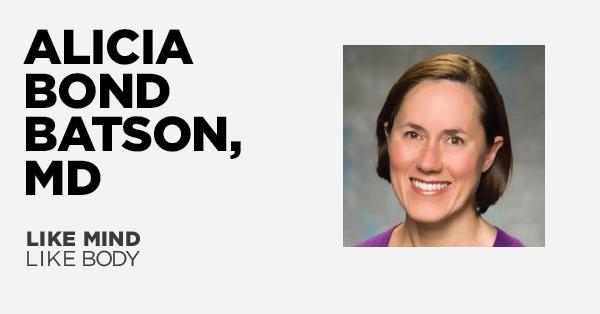 Alicia Batson, MD, Curable Like Mind Like Body Podcast
