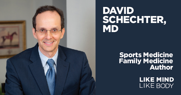 David Schechter, MD Curable Like Mind Like Body Podcast