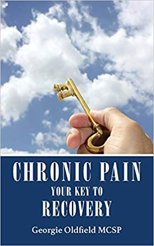 Chronic Pain Your Key to Recovery Georgie Oldfield book cover.jpg