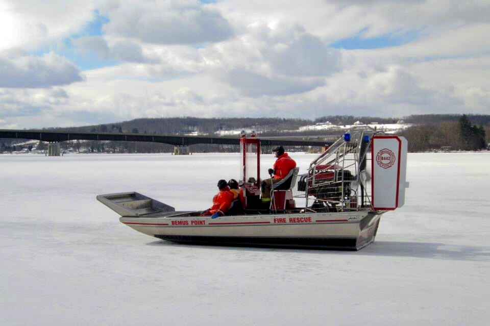 - Air Boat 442In Service