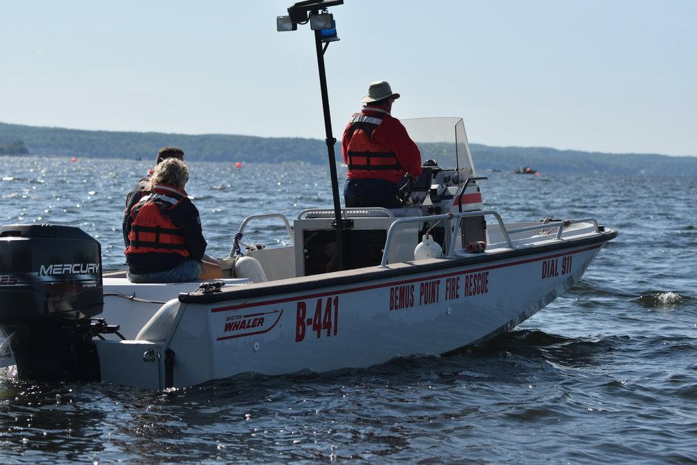 - Boat 441In service