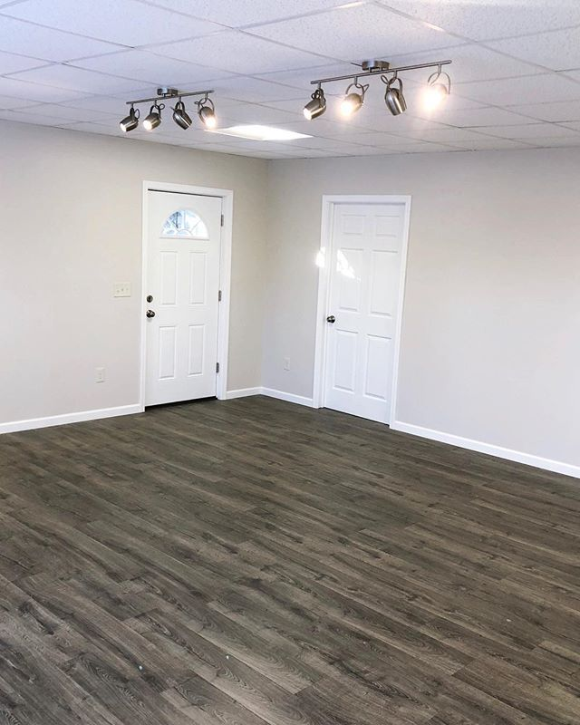 """Inside the Addition - """"Hobby Room"""" 🏠✅ • • • #crespohomeimprovements #crespoconstruction #construccion #home #build #rochester #hobby #hobbyroom #addition #renovation #remodel #rochesterconstruction #rochesterny #generalcontractor #fixerupper #contractor #christiancontractors #room #home #homeowners #5starreviews #homeadvisor #betterbusinessbureau"""