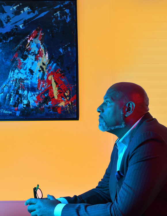 John Amaechi, OBE – Organisational Psychologist