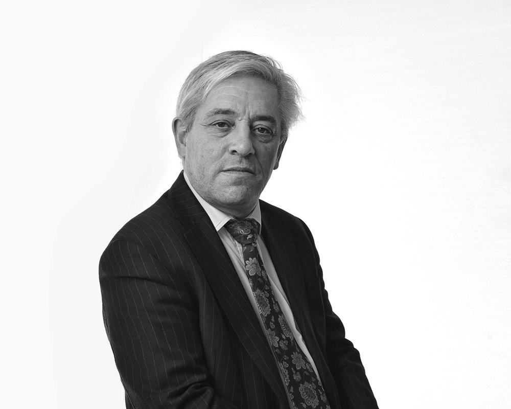John Bercow, MP