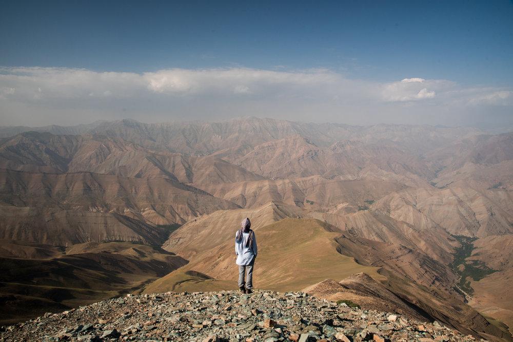Kuh-e Tochal/Iran